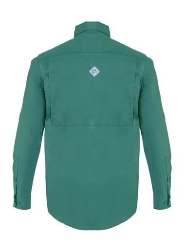 Panthzer  Tabora Erkek Gömlek Yeşil